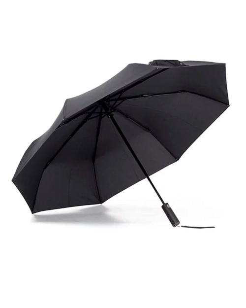 Зонт Xiaomi Mijia Automatic Umbrella Black - главное фото