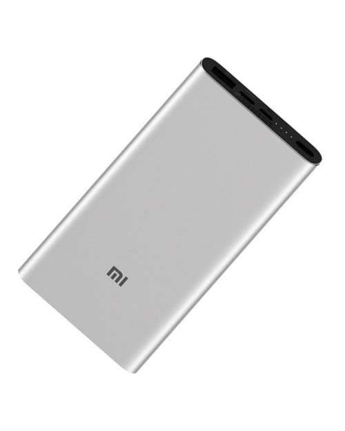 Power bank Xiaomi 3 10000 MAH silver