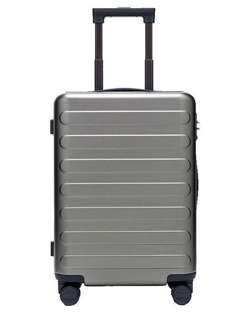 Xiaomi  ЧЕМОДАН 90 NINETYGO BUSINESS TRAVEL LUGGAGE QUIET GREY 24""